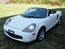 Toyota : MR2 CONVERTIBLE 5-SPEED! 0-ACCIDENTS! CLEAN CARFAX!