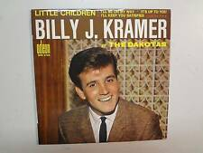 BILLY J. KRAMER WITH THE DAKOTAS:Little Children +3-France Odeon SOE 3753 EP PCV