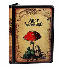 For iPad Air 2 iPad 6 Authentic Vintage Alice In Wonderland Design Case Cover