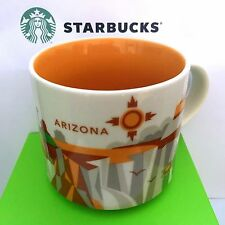 Starbucks You Are Here City ARIZONA, Collection Serie YAH, 14oz SKU new mug, USA