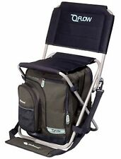 Wychwood Game Lightweight Pack-Lite Collapsible Stools With Padded Seat And Back