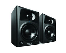 "DENON Professional dn-303s COPPIA 3 "" 2-way Active Studio monitor dagli altoparlanti 10 WATT"