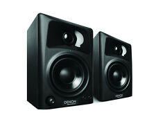 "Denon Professional DN-303S paire 3"" 2-Way active studio monitor speakers 10 watt"