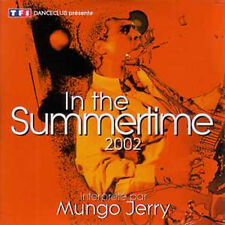 CD SINGLE Mungo Jerry In the summertime 2002 2-Track CARD SLEEVE  RARE