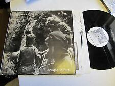 EYELESS IN GAZA Caught In Flux DOUBLE 2 LP 20 Track Double W/Inrs bred18 UK 1981