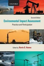 Environmental Impact Assessment: Practice and Participation-ExLibrary