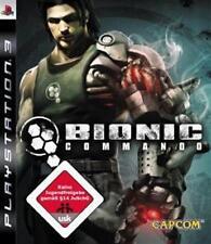PLAYSTATION 3 BIONIC COMMANDO Gebraucht / Sehr guter Zustand