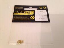 Guía Mitoos M066 6 X Conectores de Cable 1.5mm X 4mm nuevo libre UK FRANQUEO