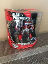 HASBRO TRANSFORMERS 2007 LEADER CLASS PREMIUM SERIES OPTIMUS PRIME AUTOBOT NEW!!