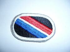 US ARMY BASIC PARACHUTE WINGS COTH BACKING OVAL.13