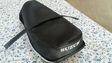 suzuki ts125 ts185 tc125 seat cover with strap fit 1971 to 1973  (#3)