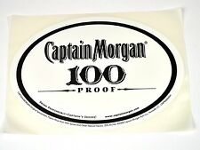 Captain Morgan 100 Proof USA Aufkleber Sticker Decal