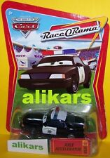 R - AXLE ACCELERATOR - #58 Police Cop Sheriff Race O Rama Collection Disney Cars