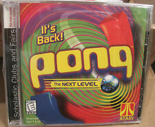 ATARI PONG - THE NEXT LEVEL PC GAME - BRAND NEW AND FACTORY SEALED