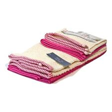 Towel & Co 4 Piece Kitchen Towel & Dish Towel Set (Pink) KTSW4