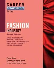 Career Opportunities in the Fashion Industry-ExLibrary