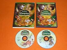 Walt Disney DVD : Das Dschungelbuch - 2-Disc Platinum Edition ! Zum 40. Jubiläum