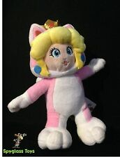 Nintendo Super Mario Plush San-ei -  Princess Peach in Cat Suit