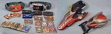Kamen Rider Ryuki BELT DECK CARD SET + DRAGVISOR & ZWEI Driver Dragon Knight