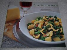 Four Seasons Pasta Janet Fletcher pb Italian cookbook recipes