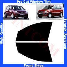 Pellicola Oscurante Vetri Auto Anteriori per Ford Fusion 5P 2002-2008 da 5% a70%
