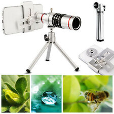 18X Optical Zoom Telescope Phone Lens+Universal Clip For iPhone 6 Plus Samsung