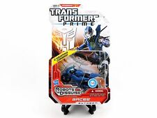 Arcee NEW SEALED Transformers Prime Robots in Disguise Deluxe Class 2011 Hasbro