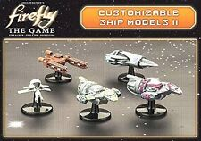 Firefly Customizable Ship Models II Game, New Toys And Games