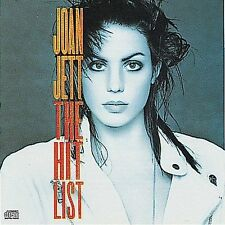 Joan Jett and the Blackhearts: The Hit List   CD  LIKE NEW   DB1940