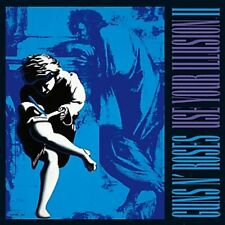 GUNS N ROSES Use Your Illusion Two 2 II : 2 x 180gm Vinyl LP + MP3s NEW & SEALED