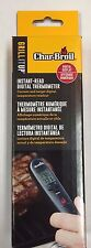 Char-Broil Instant Read Digital thermometer Meat Probe Super Fast Shipping AVAIL