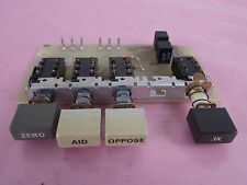 TEKTRONIX 576 CURVE TRACER STEP GEN OFFSET SW BOARD P/N. 670-1033-00 ASSY