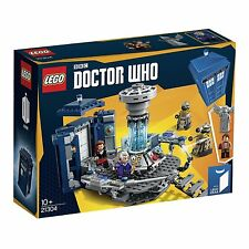 NEW LEGO Ideas Doctor Who 21304 Building Kit