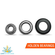 MARINE WATERPROOF STEEL BOAT TRAILER  REPLACEMENT HOLDEN TYPE BEARINGS KIT