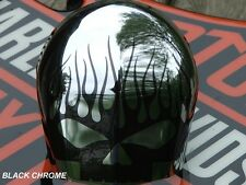 Skull Graphic for Horn cover fits Harley Davidson Softail, Electra Glide