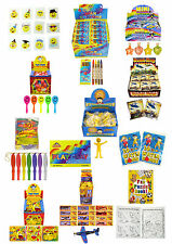 12 PIECE SET OF KIDS TOYS, CHRISTMAS & PARTY BAGS STOCKING FILLERS PRESENTS