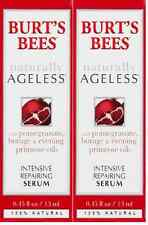 Burt's Bees Naturally Ageless Intensive Repairing Serum (2 Pack) + Tweezer