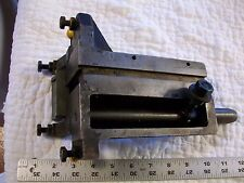 """Cast Iron Slider Assembly From Sears Craftsman 6 1/8"""" Jointer-Planer #152.217060"""