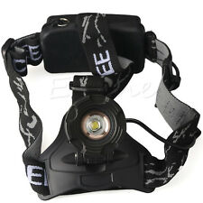 XPE Waterproof Headlamp LED Headlight Flashlight Head Light Lamp 2000 Lumens Hot