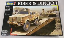 Revell 1/72 Biber Beaver & Armored Dingo Model Set 3192