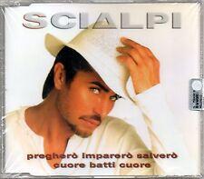 SCIALPI - PREGHERO' IMPARERO' SALVERO'  - CD SINGOLO NUOVO SIGILLATO