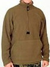 USMC COYOTE BROWN PECKHAM POLARTEC FLEECE PULLOVER MEDIUM