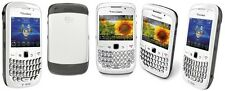 Manichino Mobile Cellulare Bianco Blackberry 8520 Curve Display Toy Fake Replica RIM