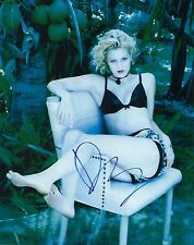 Drew Barrymore hand signed 8x10 photo, with COA