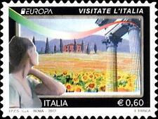 # ITALIA ITALY - 2012 - EUROPA CEPT - Visitate l'Italia_1 - Stamp MNH