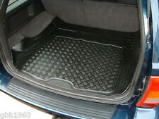 Jeep Grand Cherokee WJ 98-05 anti slip genuine rubber boot liner dog mat tray