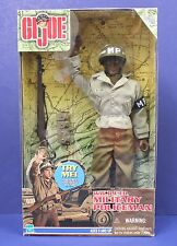 "Hasbro GI Joe 81591 1:6 12"" WW2 Military Policeman MIB Sealed African American"