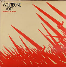 "LP 12"" 30cms: Wishbone Ash: number the brave, MCA B7"