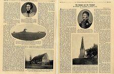 Die Schlachten bei Großgörschen und Bautzen ( 1813 ) Historical Memorabilia 1913