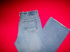 VINTAGE   ABERCROMBIE & FITCH    BOOT  CUT Button Fly   jeans    36 x 30